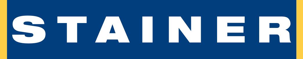 Stainer Logo