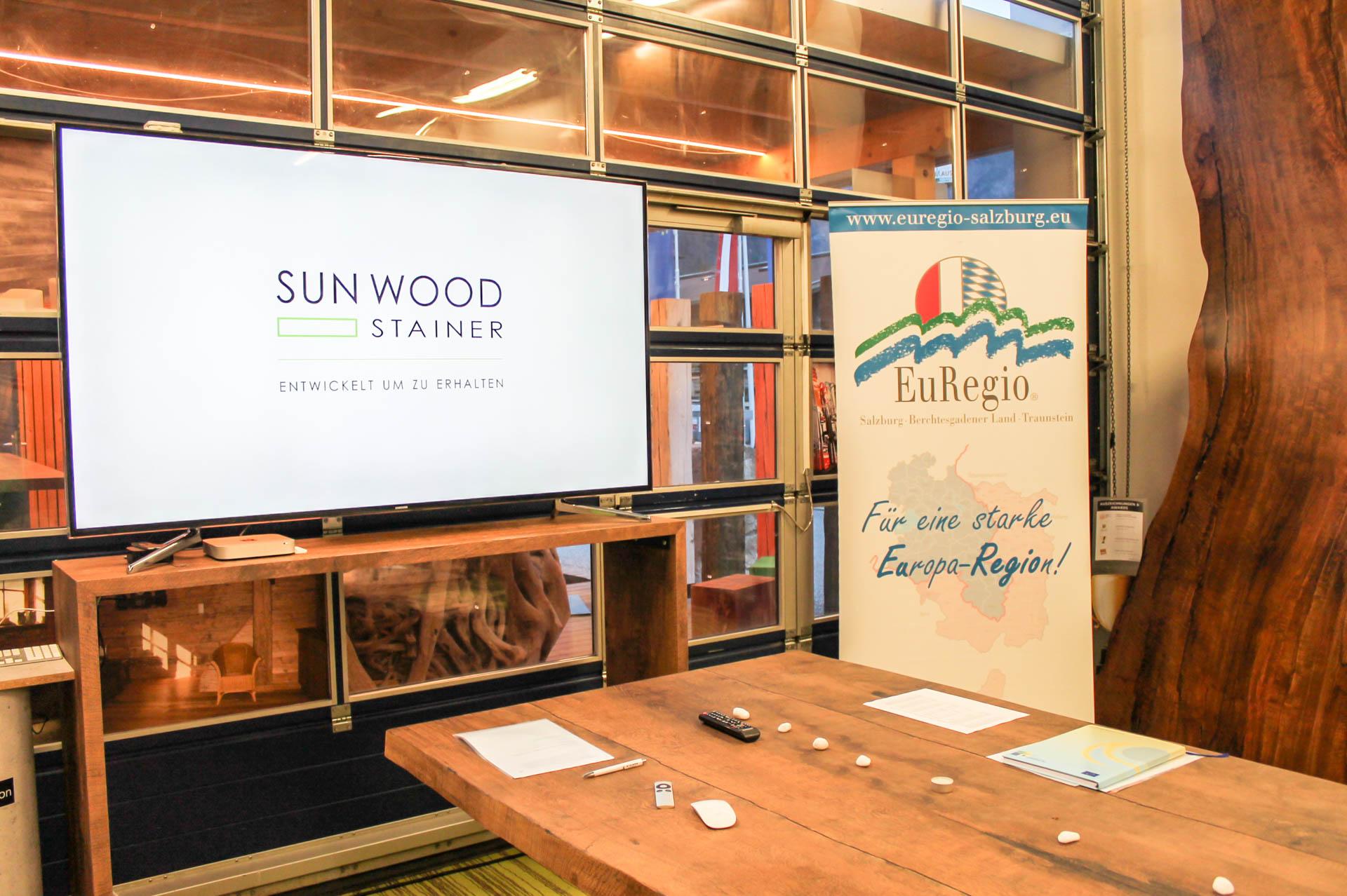 euregio stainer sun wood. Black Bedroom Furniture Sets. Home Design Ideas