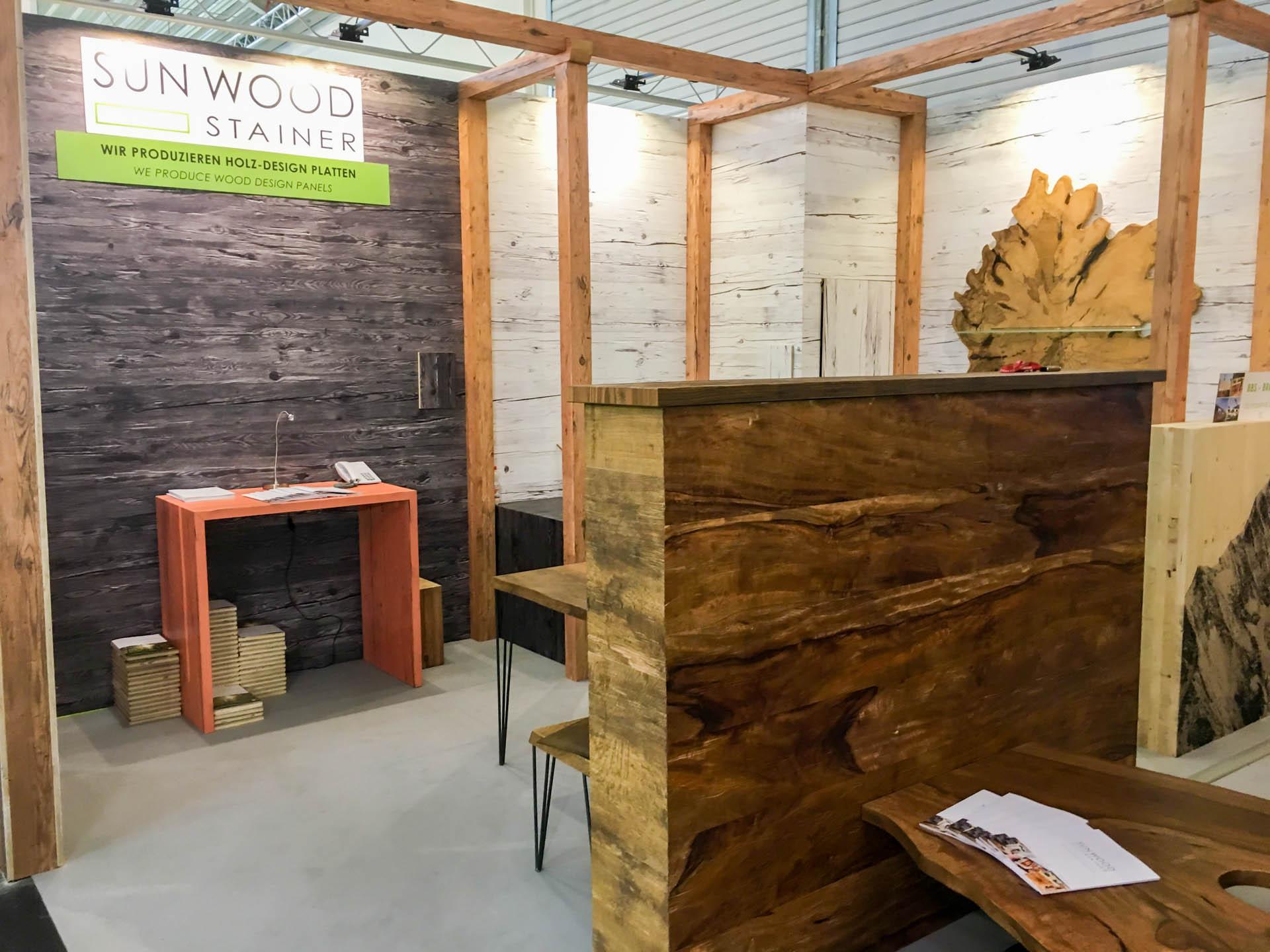 sun wood auf der bau 2019 in m nchen 14 19 januar 2019. Black Bedroom Furniture Sets. Home Design Ideas