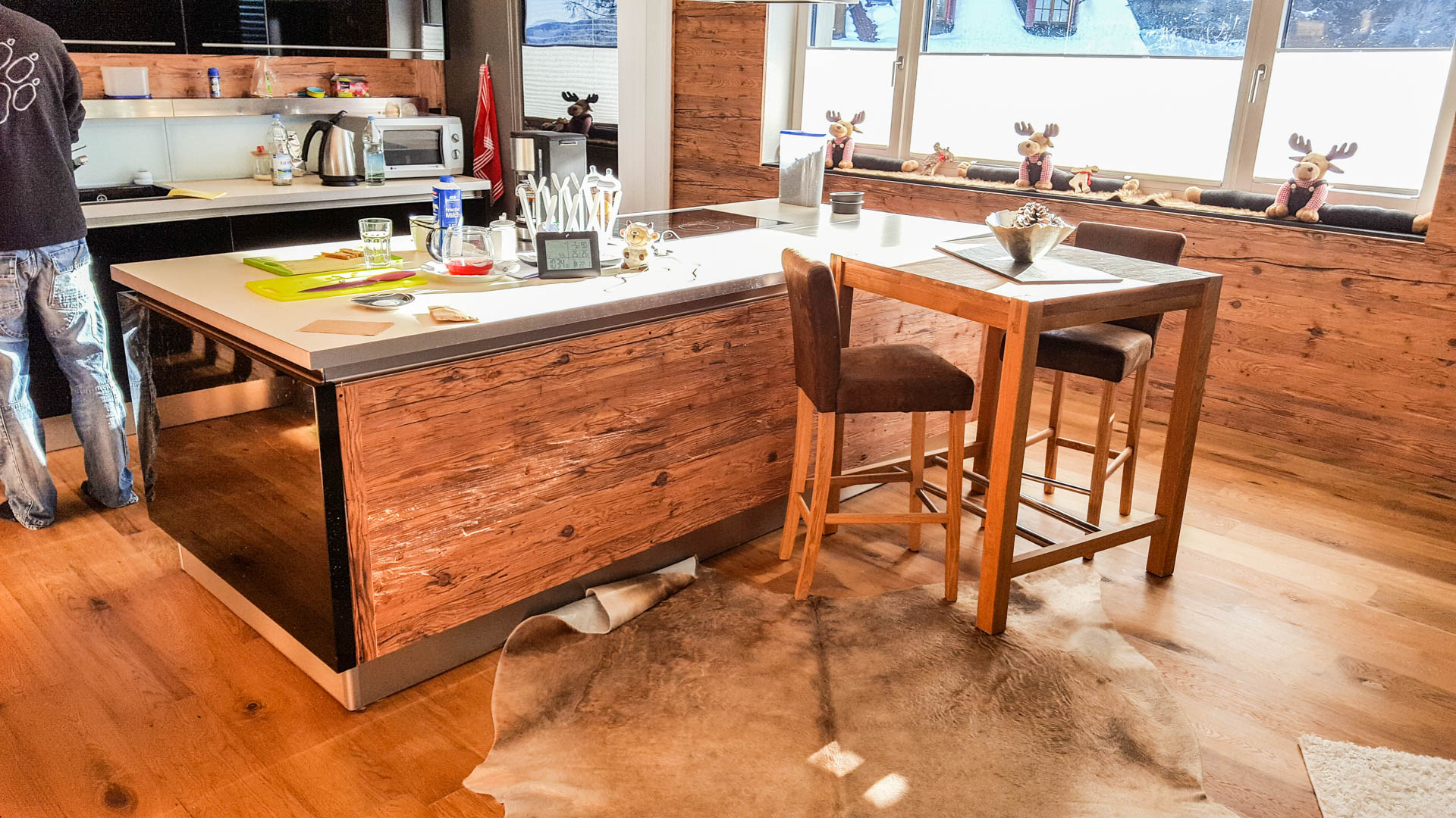 Altholz Küche