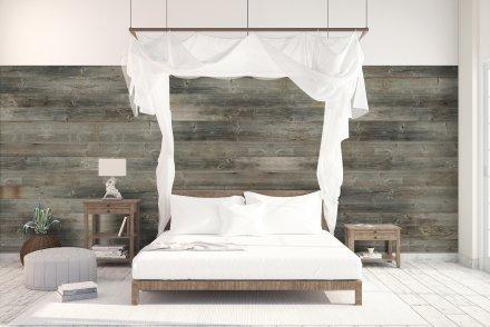 Altholzverkleidung für Wände und Decken