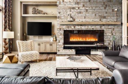 Holz Wandverkleidung aus für Zuhause, Hotels oder Geschäfte