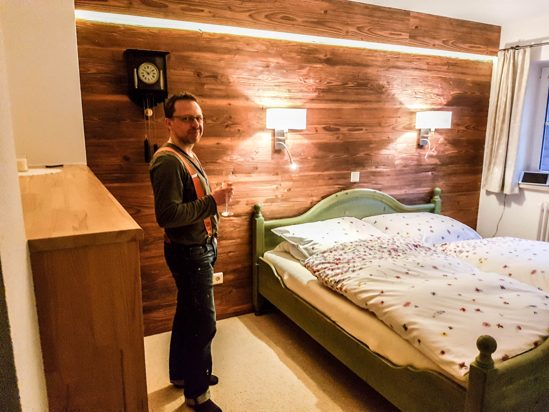 altholz schlafzimmer. Black Bedroom Furniture Sets. Home Design Ideas