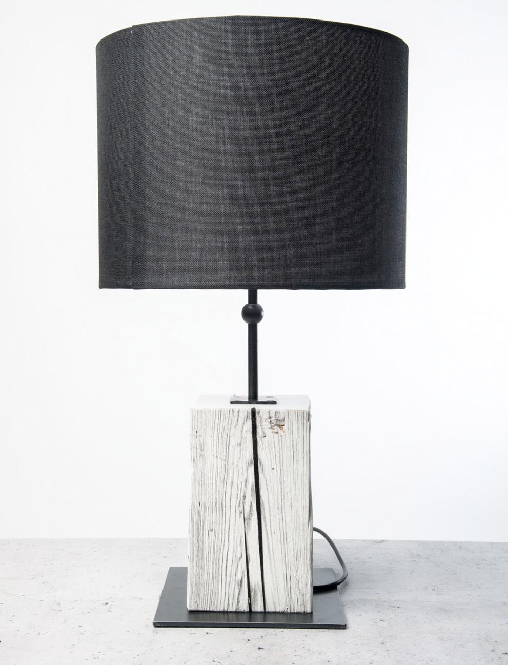 Tisch- & Stehleuchte Woody - Stainer Sun Wood