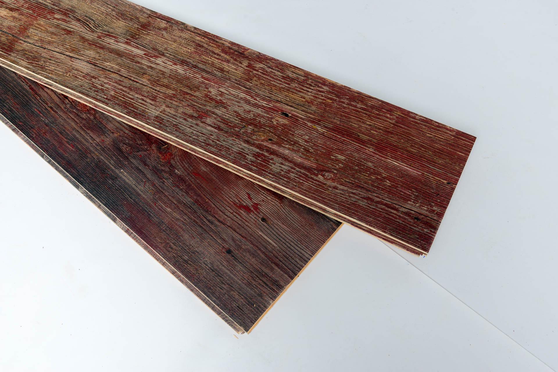 Wandverkleidung Holz Innen Schlafzimmer Habitat
