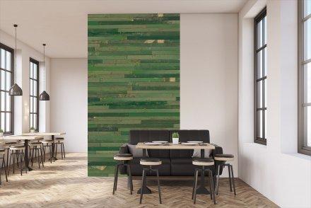 Holzverkleidung Vintage für Wand und Decke