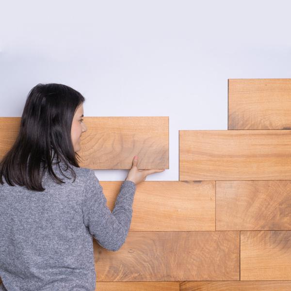 3D Wandpaneele für ein besonderes Interior