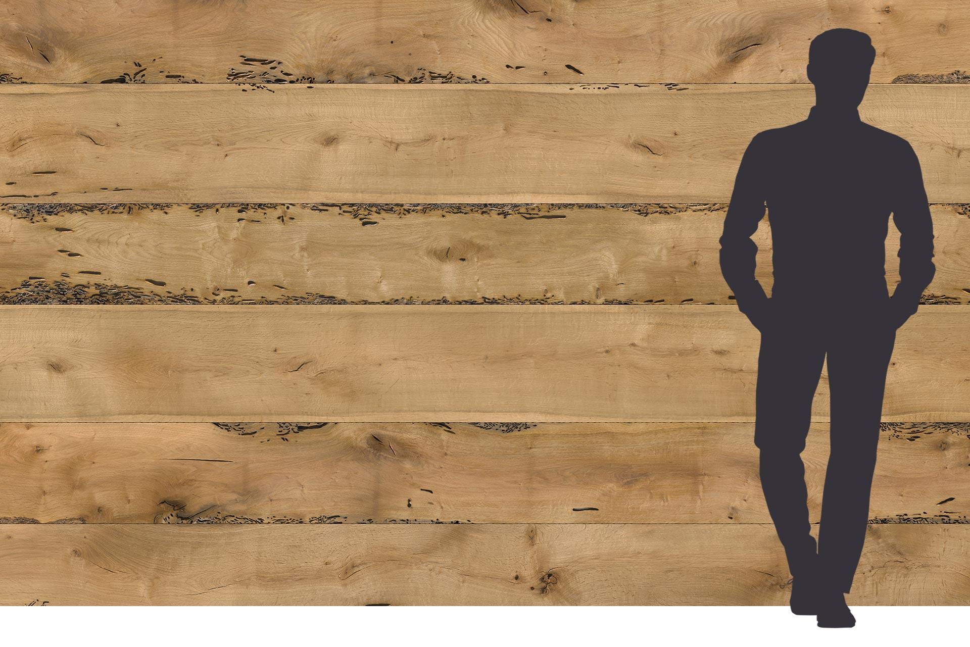 Dreischichtplatte für Wandverkleidung und mehr