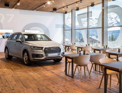 Ausstellungsraum Audi