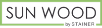 SUN WOOD Logo