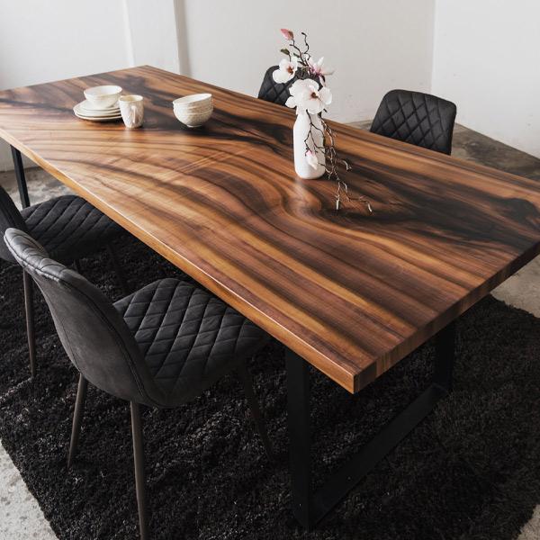 Tisch Edelholz