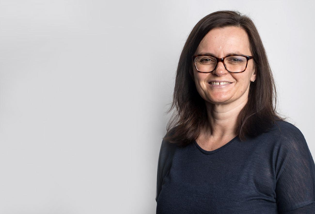 Eva Pfannhauser ist unsere Produktionsleitung