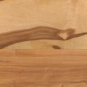 Apfelbaum Holz Dekor Ausschnitt