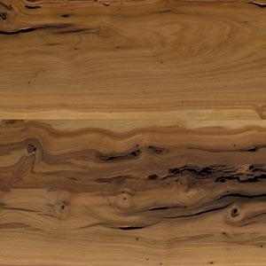 Mandel Holz Dekor Ausschnitt