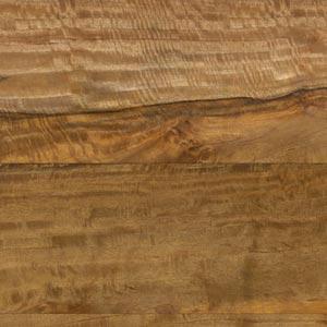 Mangoholz Dekor Ausschnitt