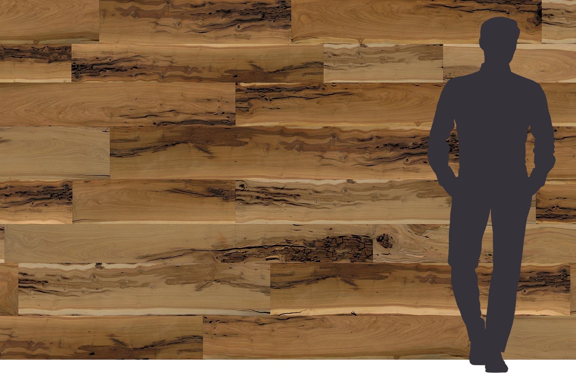 Mandel Holz Dekor