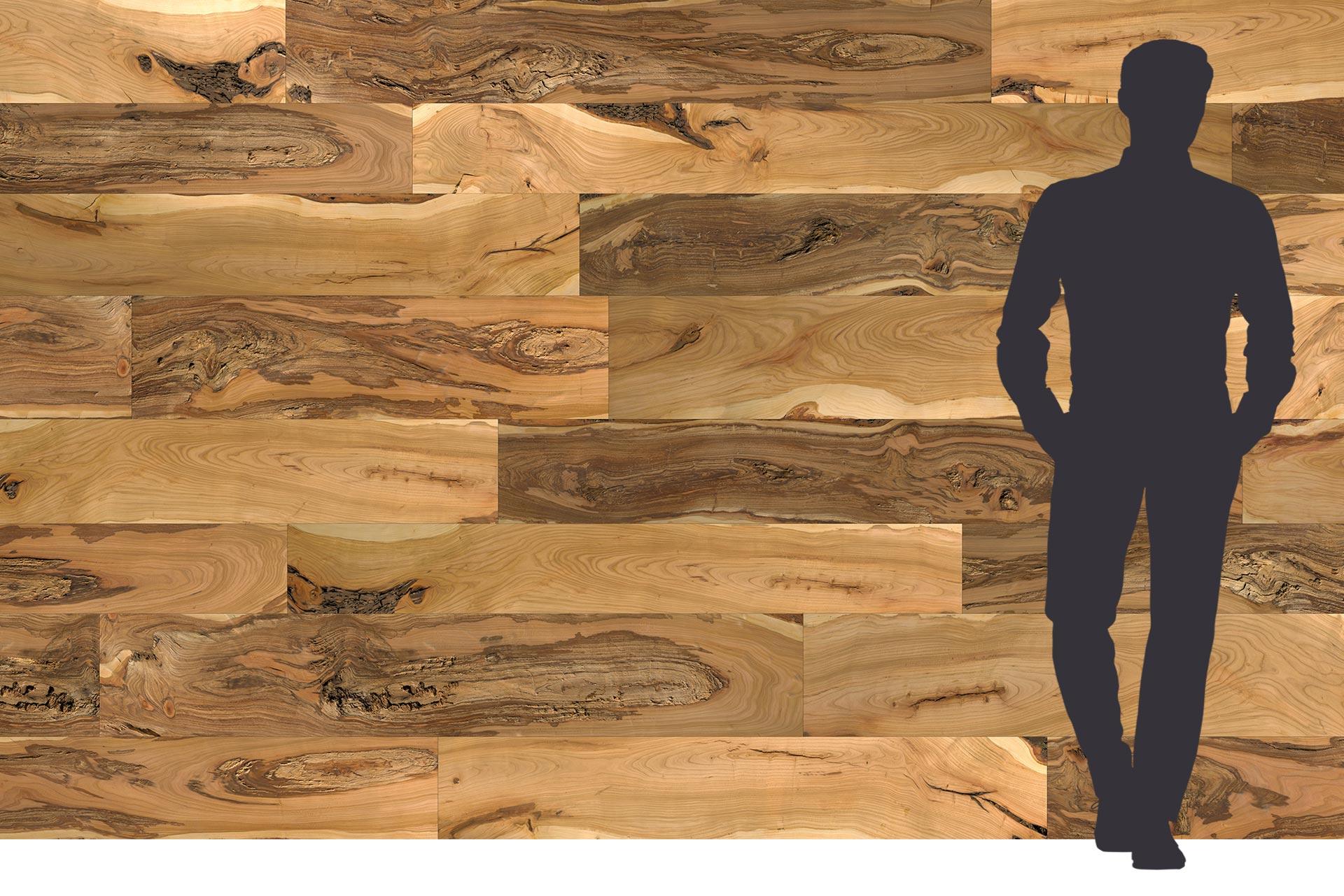Marille Holz Dekor