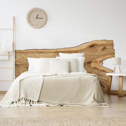 Holzstamm Naturform Designelement
